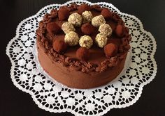 Narancsos Trüffel torta | Kacz receptje - Cookpad receptek