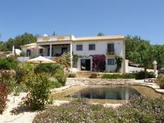 Beautiful 3 bedroom quinta in Sta. Barbara de Nexe, Algarve, Portugal. Features a large, covered terrace with views over the Algarve countryside: http://www.sevenquintas.com/details.asp?ID=165