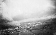 The Rotterdam Blitz was the aerial bombardment of Rotterdam by the Luftwaffe (German air force) on 14 May 1940, during the German invasion of the Netherlands in World War II. The objective was to support the German troops fighting in the city, break Dutch resistance and force the Dutch to surrender. Even though preceding negotiations resulted in a ceasefire, the bombardment took place nonetheless, in conditions which remain controversial, and destroyed almost the entire historic city centre…