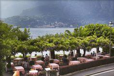 ..:: Hotel Florence Bellagio Italia - Terrace :..