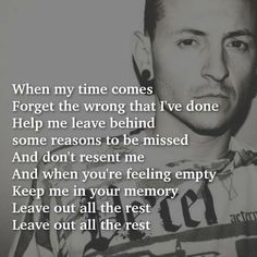 110 Chester Quotes Ideas In 2021 Chester Linkin Park Chester Linkin Park