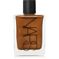 NARS Monoï Body Glow, 75ml (€50) ❤ liked on Polyvore featuring beauty products, bath & body products, body moisturizers, makeup, beauty, fillers, bronze, body moisturizer, body moisturiser and nars cosmetics