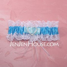 Garter - $6.99 - Bridal Wedding Special Occasion Garter With Bridal (104024539) http://jenjenhouse.com/Bridal-Wedding-Special-Occasion-Garter-With-Bridal-104024539-g24539