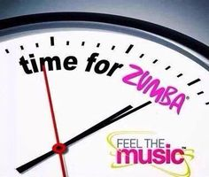 Time for zumba