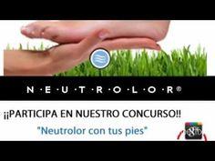 """Concurso """"Neutrolor con tus Pies"""" en Facebook. http://www.facebook.com/neutrolorplantillasdesodorantes/app_79458893817"""