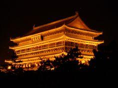 Drum Tower, Xian China