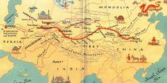 China's New Silk Road Promises Prosperity Across Eurasia | Huffington Post