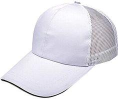 Aikesi 1Pcs Gorra de béisbol Web Hats Voluntarios de viaje Gorras de  primavera y verano Plegables 0dd4337c1ec