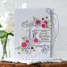Today is the big reveal day for Betsy Veldman's newest Make It Market kit: Garden Gate. This kit is gorgeous and so perfect for summer gardening bounty! I'm excited to share my projects, but first, all the kit details: