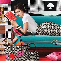 Kate Spade The Spade Shop - Buy it all! #ridecolorfully #katespadeny #vespa