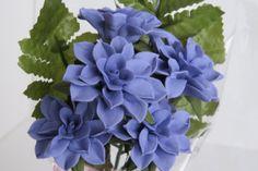 Lavender Cold Porcelain Floral Bouquet