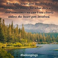 Quote from the novel All My Belongings
