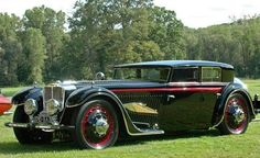 1932 Bucciali TAV 12. Love the Wheels and overall stance of ahead of it&… - https://www.luxury.guugles.com/1932-bucciali-tav-12-love-the-wheels-and-overall-stance-of-ahead-of-it/