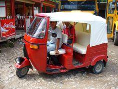 Transportation in Honduras.