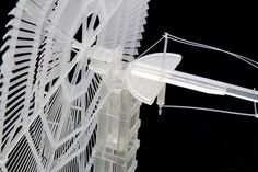 Historic Windmills Brought Back to Life with 3D Printing #3DPrinting