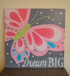 Dream Big #Butterfly