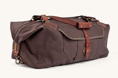 Nomad Duffle   Tanner Goods