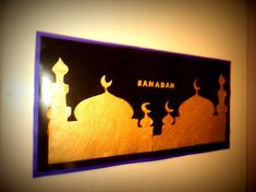 Scribbles from the South: Ramadan Crafts