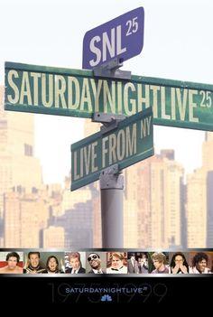Saturday Night Live!!!! (even though season 25 was pretty bad)