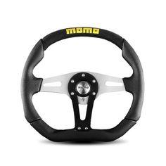 Momo Trek Black Steering Wheel 350mm