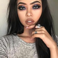 Gorgeous Makeup: Tips and Tricks With Eye Makeup and Eyeshadow – Makeup Design Ideas Makeup Inspo, Makeup Inspiration, Makeup Tips, Beauty Makeup, Eye Makeup, Hair Makeup, Hair Beauty, Makeup Ideas, Makeup Products