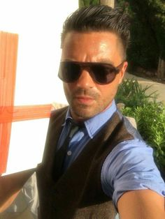 Dominic Oakley Sunglasses, Mens Sunglasses, Dominic Cooper, Fear Of The Lord, Fashion, Moda, Fashion Styles, Men's Sunglasses, Fashion Illustrations