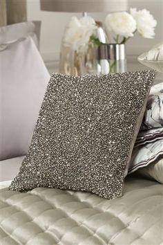 Embellished Cushion - Next
