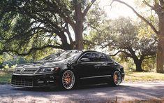Elegant Black VW CC Slightly Transformed with Exterior Goodies Vw Cc, Vw Passat, Supercars, Cc Images, Mercedez Benz, Volkswagen Group, Classy Cars, Car Goals, Car Tuning