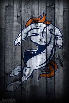 Denver Broncos I-Phone Wallpaper