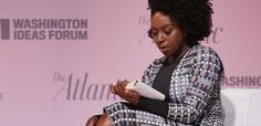 Chimamanda Ngozi Adichie says you can care about serious issues and still love makeup