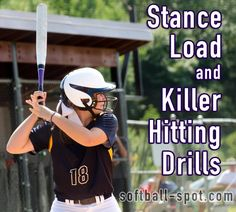Stance Load and Killer Hitting Drills