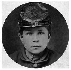 Pinner says: 14-year-old Orion Perseus Howe not only was a Union drummer boy in the 55th Illinois Volunteer Infantry Regiment, he was also a Medal of Honor recipient for his actions at Vicksburg.