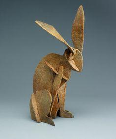 Paul Orzech Sculpture Studio ::: Cast Cardboard Gallery :::