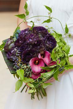 クラッチブーケ,紫,パープル,カラー
