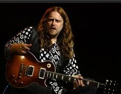 Warren Haynes (born April 6, 1960) is an American Blues-Rock guitarist, vocalist and songwriter. Haynes is best known for his work as longtime guitarist with The Allman Brothers Band and as founding member of the jam band Gov't Mule. Early in his career he was a guitarist for David Allan Coe and The Dickey Betts Band.