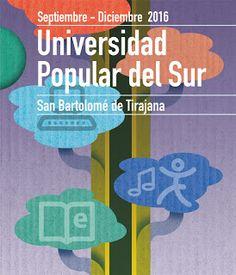 Cultura y Acción Social de San Bartolomé de Tirajana: Cursos y talleres de la Universidad Popular del Su...