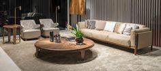 Mahari floor lamps brushed brass | designer Nahoor Giorgetti News