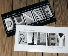 SPECIAL 2 Custom Unframed Alphabet Prints by salestudios on Etsy Alphabet Photos, Alphabet Print, Baby Photos, Family Photos, Cyber Monday Specials, Alphabet Photography, Name Photo, Photo Boards, Alphabet Activities