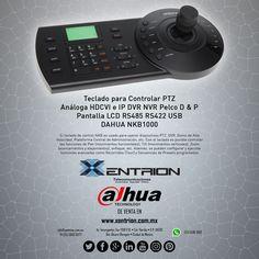 Teclado para Controlar PTZ Dahua Security EGYPT Análoga HDCVI e IP DVR NVR ideal para CCTV de venta en Xentrion S.A. de C.V.  #DiaMundialDeLaBicicleta   Contáctanos info@xentrion.com.mx • 01 [55] 5662 6377  WhatsApp: [55] 1536 3103  Visítanos en nuestra Tienda Ubicada en: Insurgentes Sur 1768 P.B. • Col. Florida • Cp. 01030 • Del. Alvaro Obregón • Ciudad de México  www.xentrion.mx