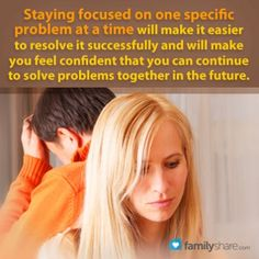 FamilyShare.com l 4 ways to effectively negotiate major areas of marital conflict
