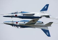 Blue Impulse, Kawasaki T-4