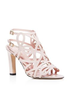 kate spade new york Illana Cutout High Heel Sandals