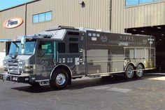 Heavy Rescue   Fire Trucks (Rescues & Squads)   Pinterest   Charlotte