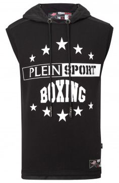 2f29dabce79df Plein Sport - Sullivan Black Short Sleeve Sweatshirt  (P17C-MJO0067-SJO001N 0202)