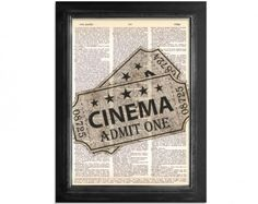 Vintage art | Vintage wall art | Quirky art | Quirky wall art | Retro art | Retro wall art