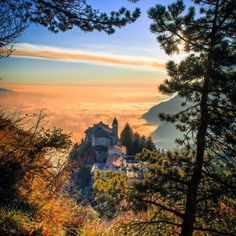 Santuario di Madonna di Montecastello is one of the holy places by the Garda…