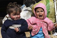 Syrian children watching 'future disappear in conflict