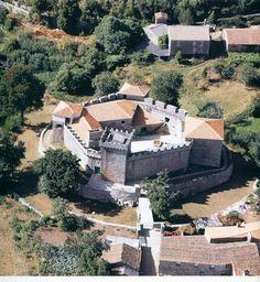 Castillo de Vimianzo. (A Coruña). Galicia. Spain.