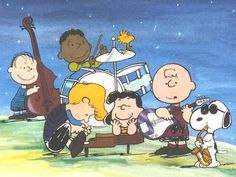 Peanuts Band would make an excellent tattoo.