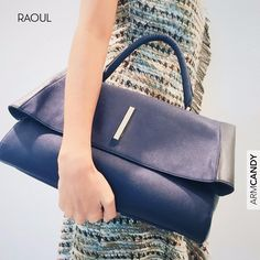 Check out this gorgeous RAOUL leather handbag. 100% leather, made in Italy. And to make you even more excited, use this special code at checkout to receive 25% off your ENTIRE PURCHASE: Z25 The Magritte Bag. #raoul #raoulfashion
